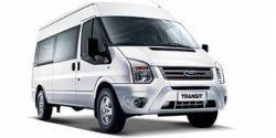 Ford Transit – Luxury