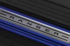 Ranger – Ốp bậc cửa (với Logo Ranger)