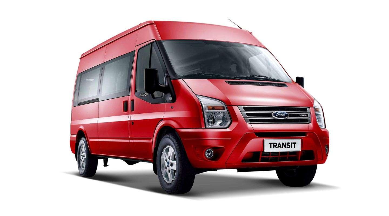 Transit - Màu đỏ