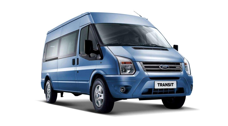Transit - Màu xanh dương