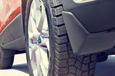 EcoSport – Ốp chắn bùn bánh xe