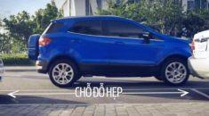 Ford EcoSport – Camera lùi tự động