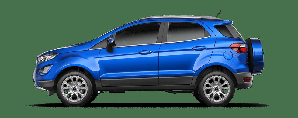 Ford EcoSport - Xanh Dương