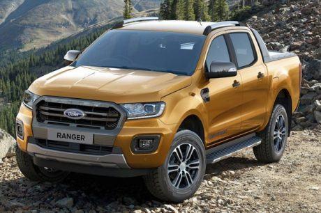 Ford Ranger Wildtrak 2020 ra mắt tại Malaysia với giá 36.000 USD