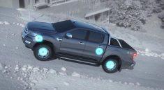 Ford Ranger – Hệ thống Hỗ Trợ Khởi Hành Ngang Dốc và Hỗ trợ Xuống Dốc