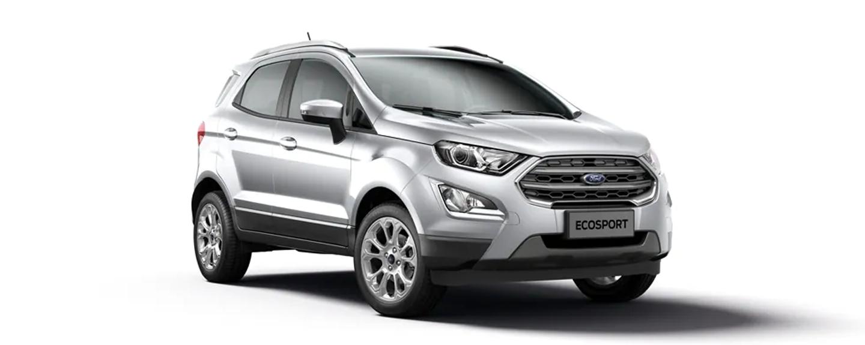 Ford EcoSport - Bạc Ánh Kim