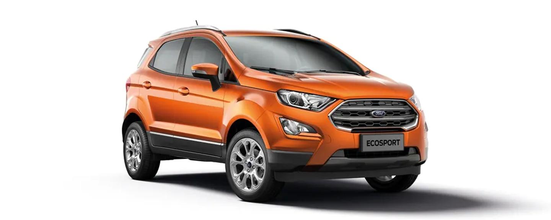 Ford EcoSport - Đỏ đồng