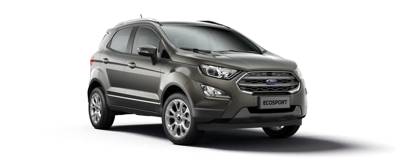 Ford EcoSport - Ghi Ánh Thép