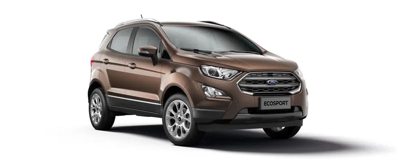 Ford EcoSport - Nâu Hổ Phách